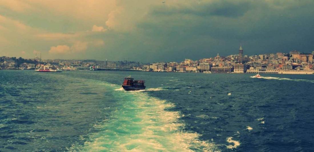 Коледа - Истанбул - Одрин 6