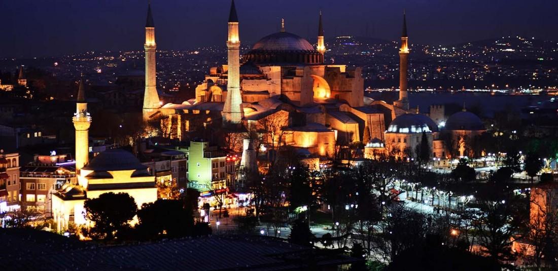 Коледа - Истанбул - Одрин - петдневна 2