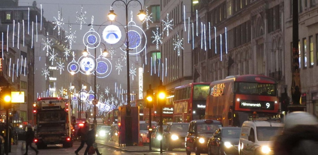 Коледа - Лондон - от Варна 2