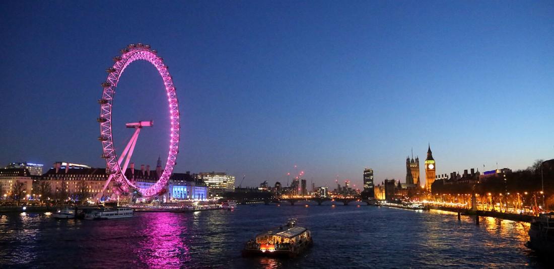 Коледа - Лондон 2