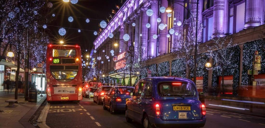 Коледа - Лондон 3