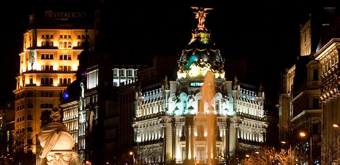 Коледа - Мадрид