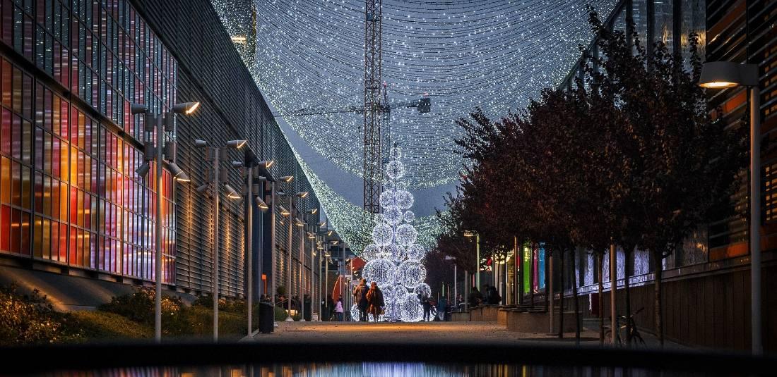 Коледа - Милано - Верона и езерата