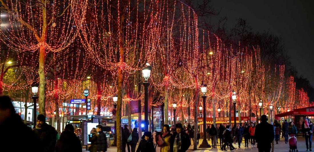 Коледа - Париж - шестдневна