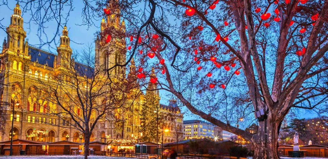 Коледа - Прага - Братислава - Будапеща - Виена 3