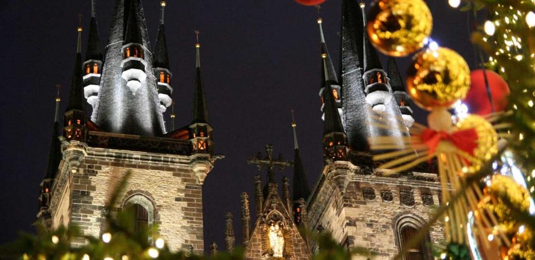 Коледа - Прага - четиридневна