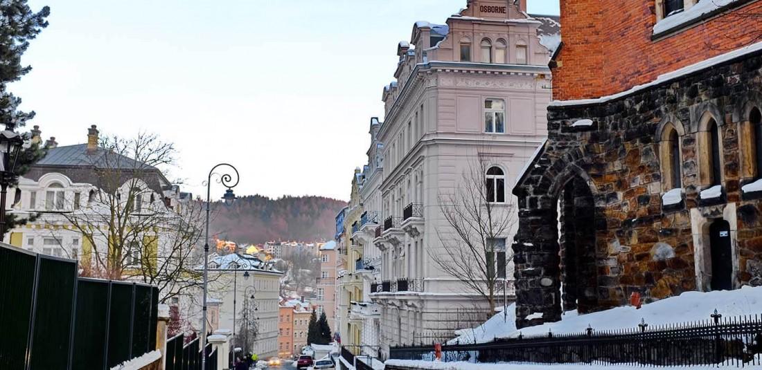 Коледа - Прага и Карлови Вари 4