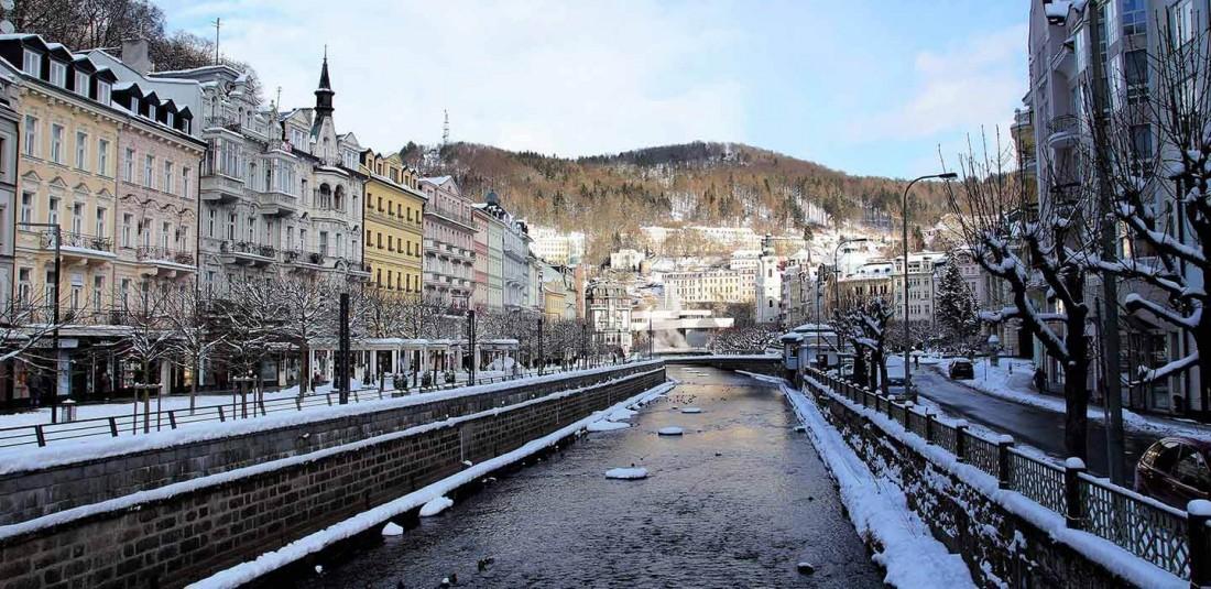 Коледа - Прага и Карлови Вари 5