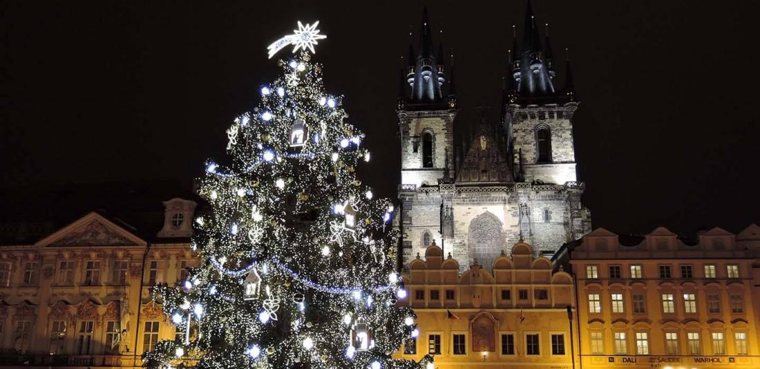 Коледа - Прага и Карлови Вари