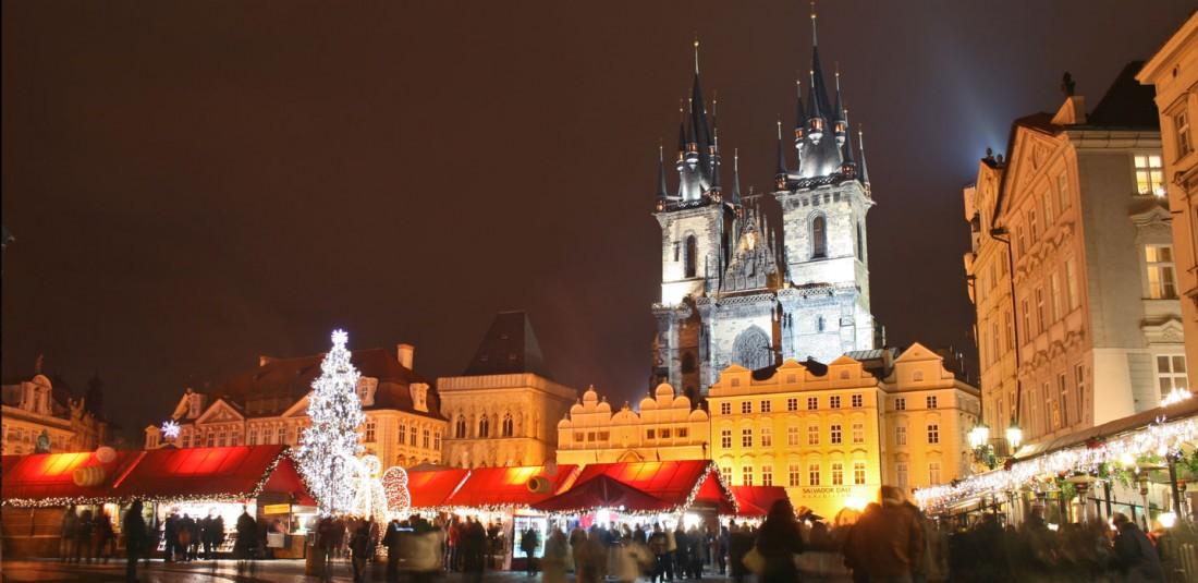 Коледа - Прага
