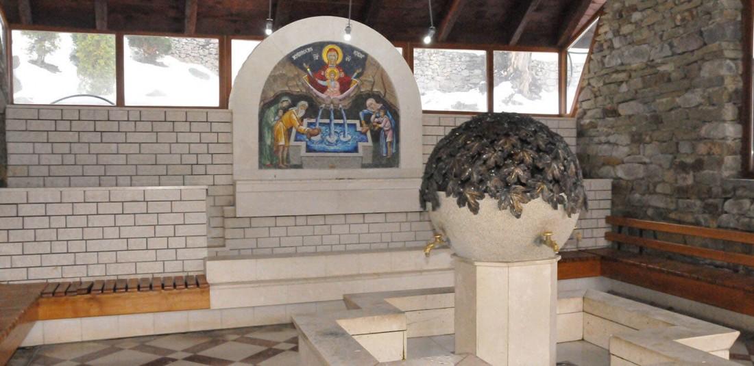 Коледа - Пролом баня - хотел Radan 2