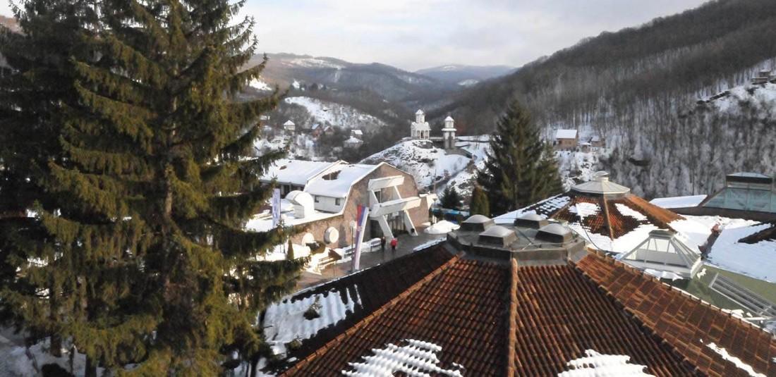 Коледа - Пролом баня - хотел Radan 6