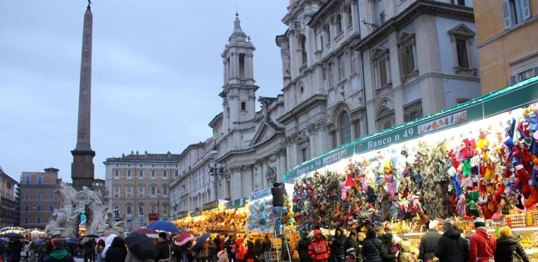 Коледа - Рим - шестдневна