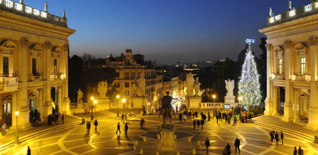 Коледа - Рим - шестдневна 2