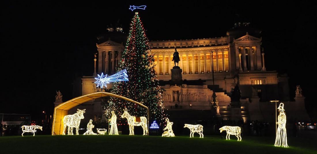 Коледа - Рим - Венеция - Флоренция
