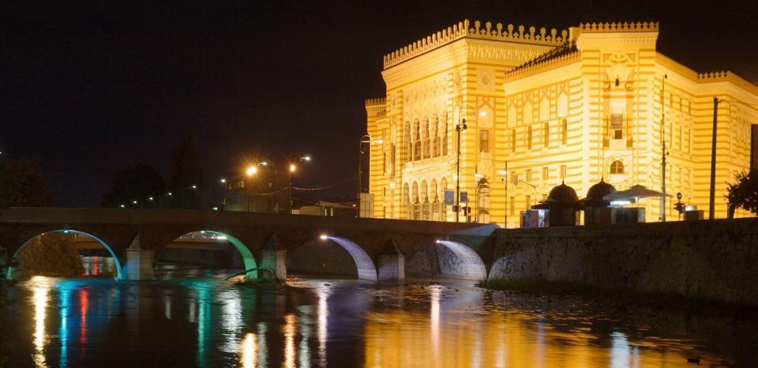 Коледа - Сараево