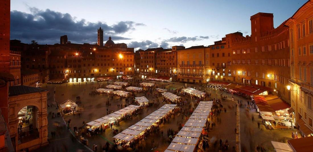Коледна приказка в Тоскана
