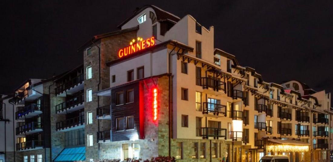 Коледа в Банско - хотел Гинес 2
