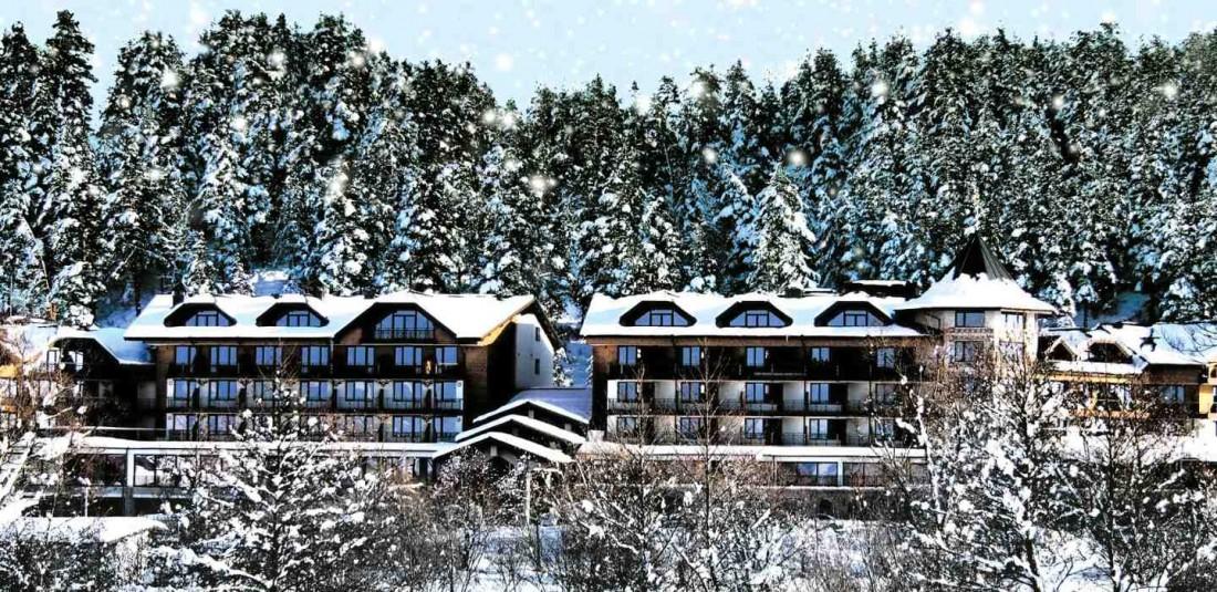 Коледа в Баня - Разложко - хотел Hot Springs Medical Spa hotel 2