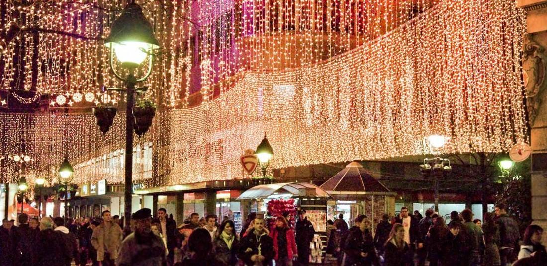 Коледа - Белград