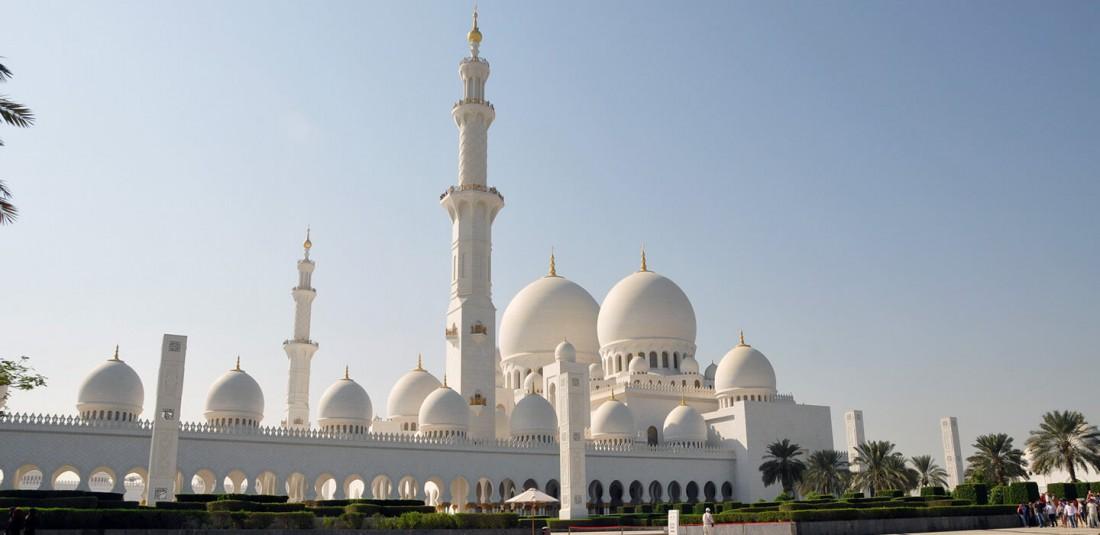 Коледа в Дубай 2