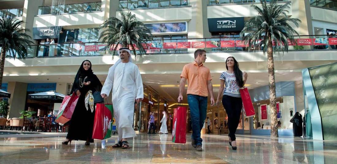 Коледа в Дубай