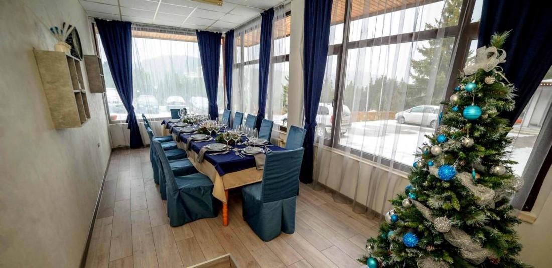 Коледа в Пампорово - хотел Камена 3