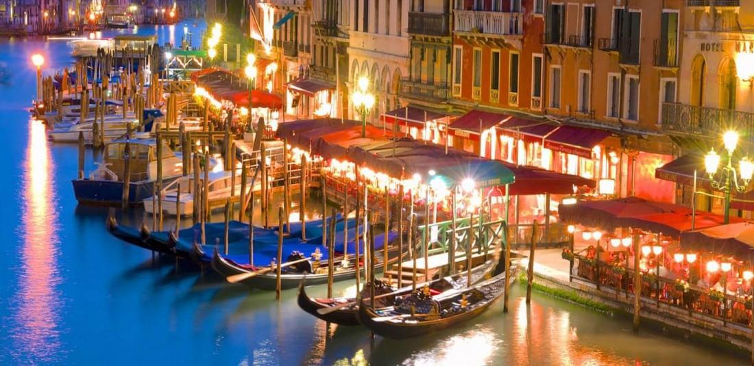 Коледа - Венеция