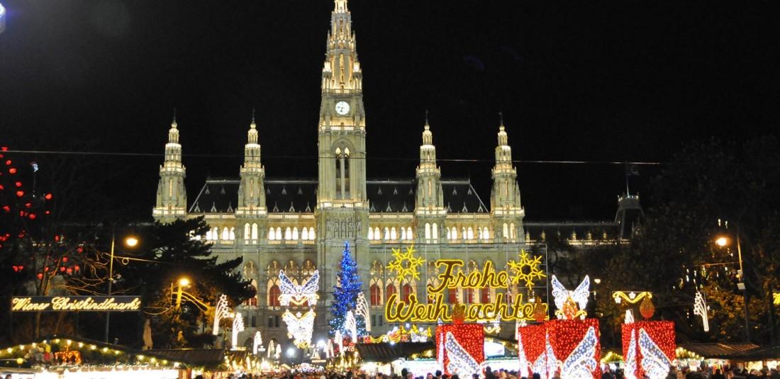 Коледа - Виена - Будапеща - Вариант 2