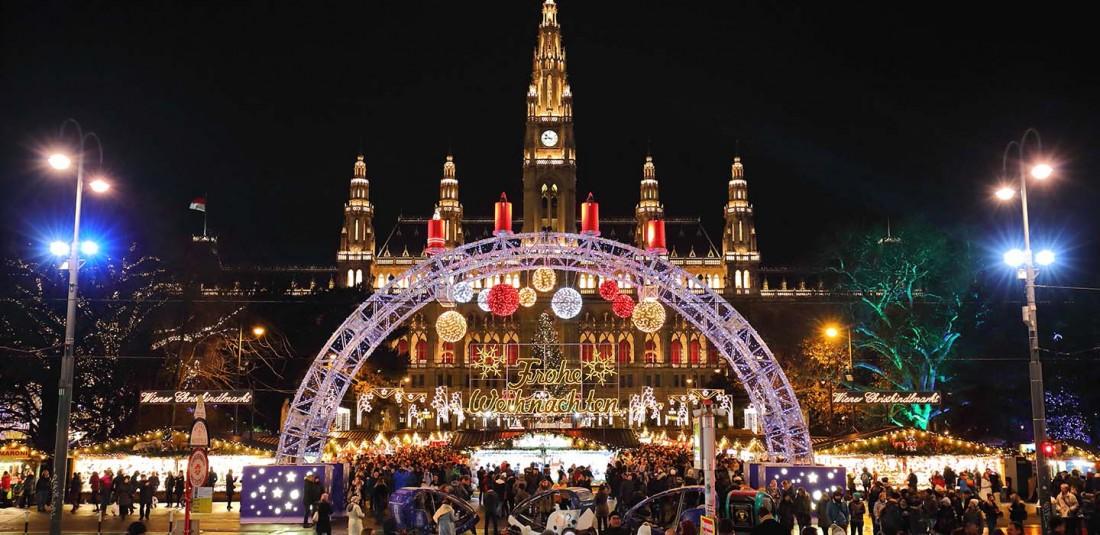 Коледа - Виена - от Варна 2