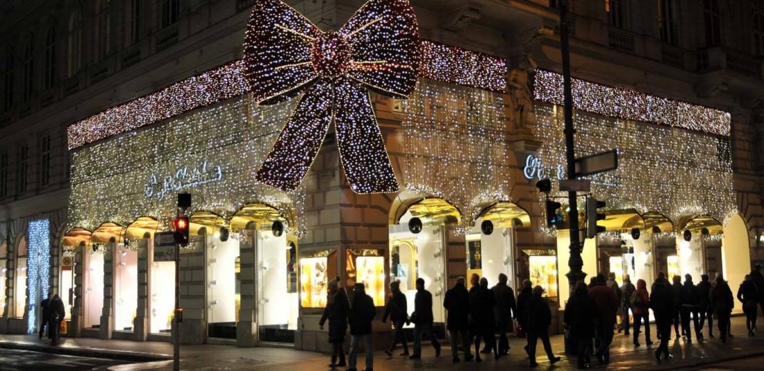Коледа - Виена