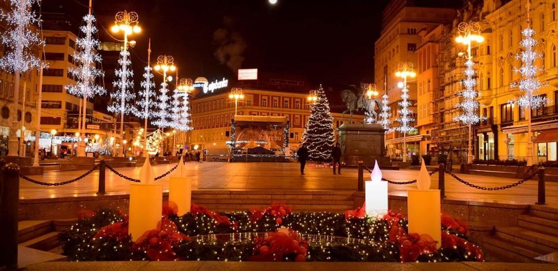 Коледа - Загреб - тръгване от Варна, Шумен, Велико Търново и Плевен