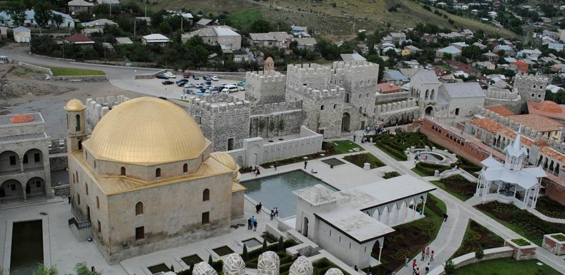 Крепостта Рабат в град Ахалцихе