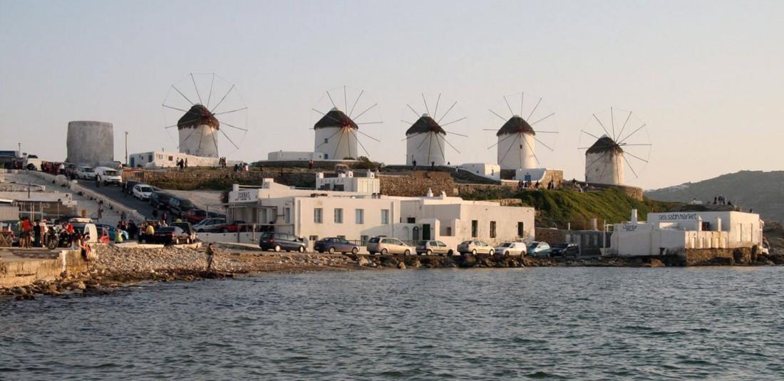 Круиз - 5 гръцки острова + Турция