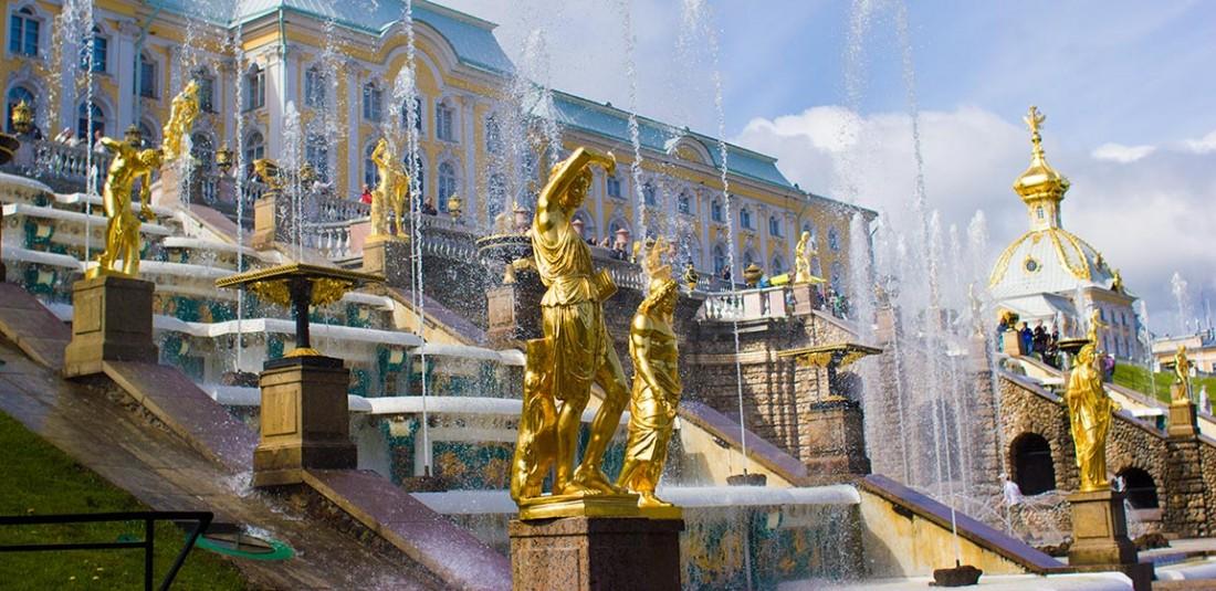 Речен круиз от Москва до Санкт Петербург