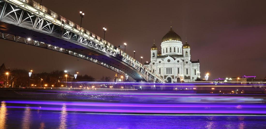 Речен круиз от Санкт Петербург до Москва