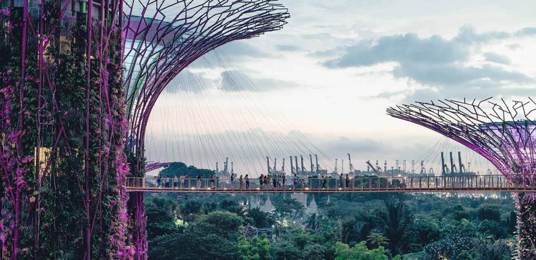 Куала Лумпур и Сингапур