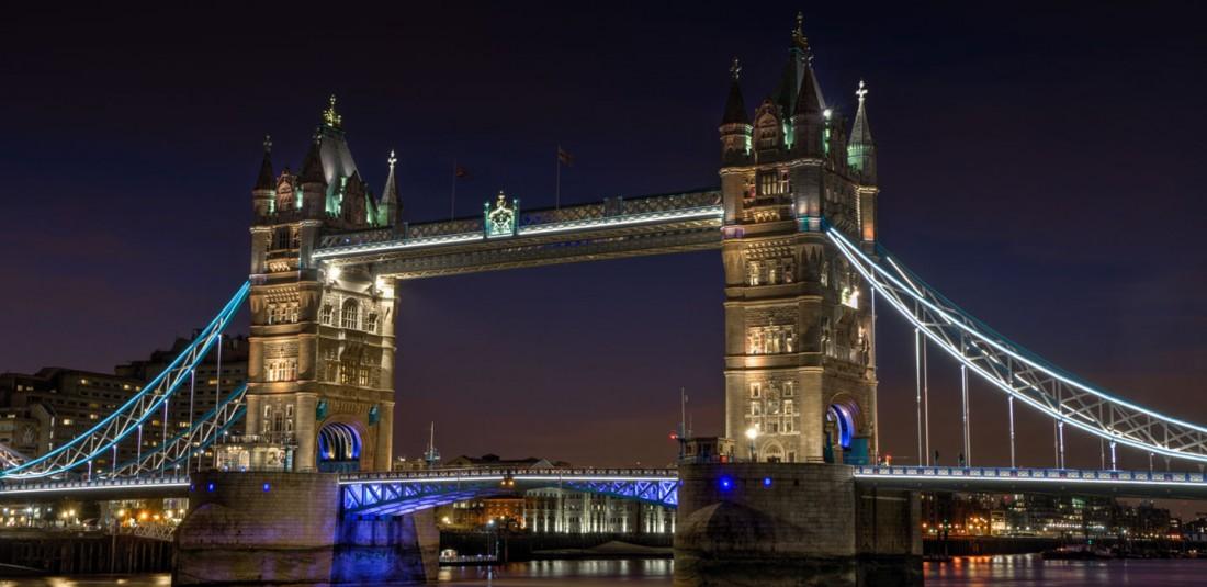 Лондон - една седмица - предколедна