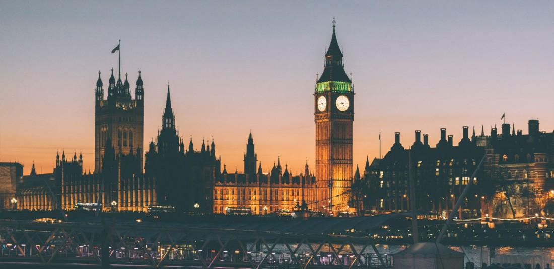 Лондон - Париж - Брюксел