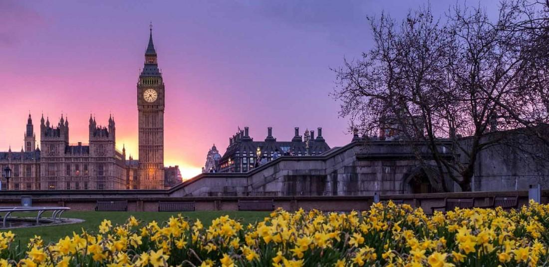 Лондон - седемдневна 2