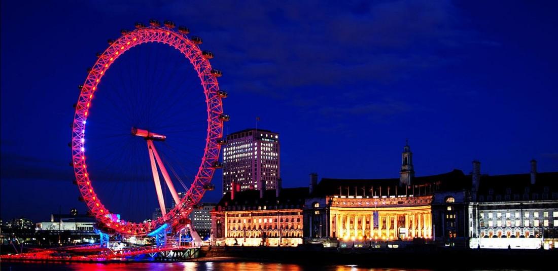 Лондон - шестдневна - предколедна