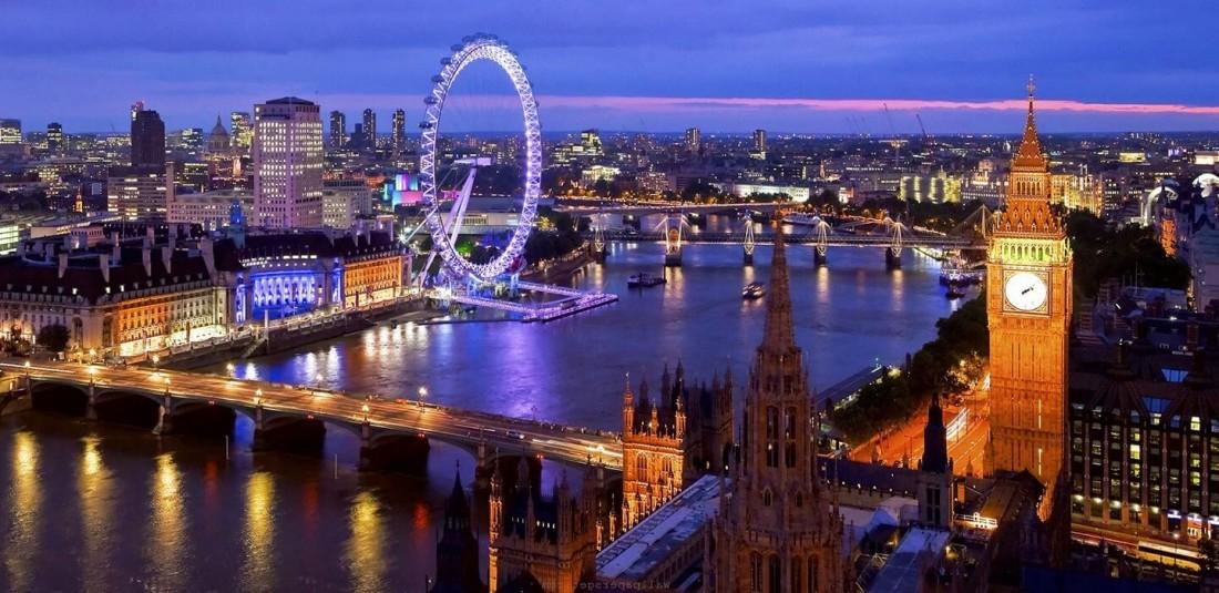 Лондон - Трети март - от Варна 2