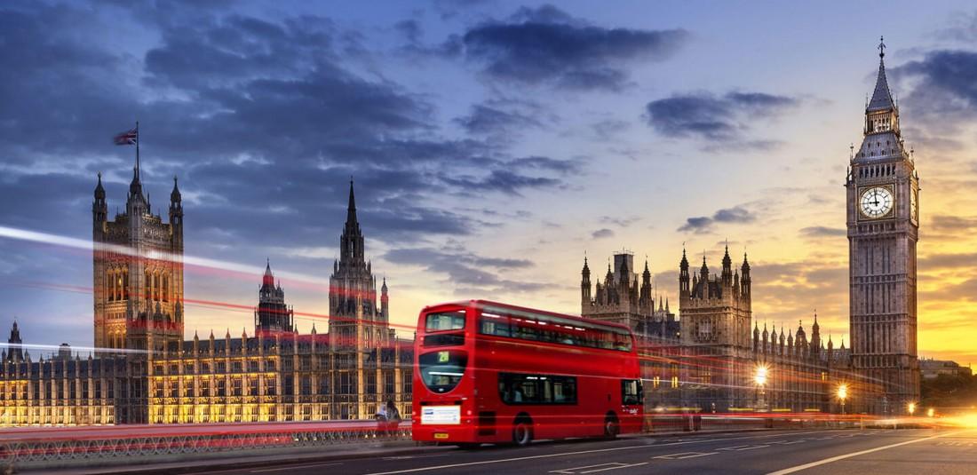 Лондон - Трети март - от Варна 3