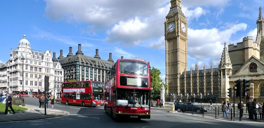 Лондон - Трети март 2