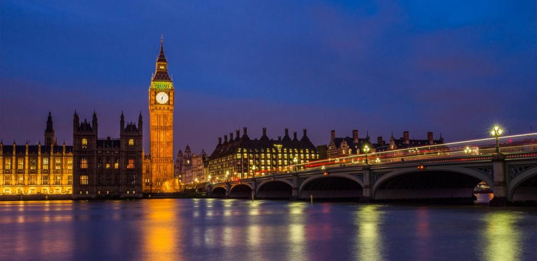 Величието на Лондон - август - промоция