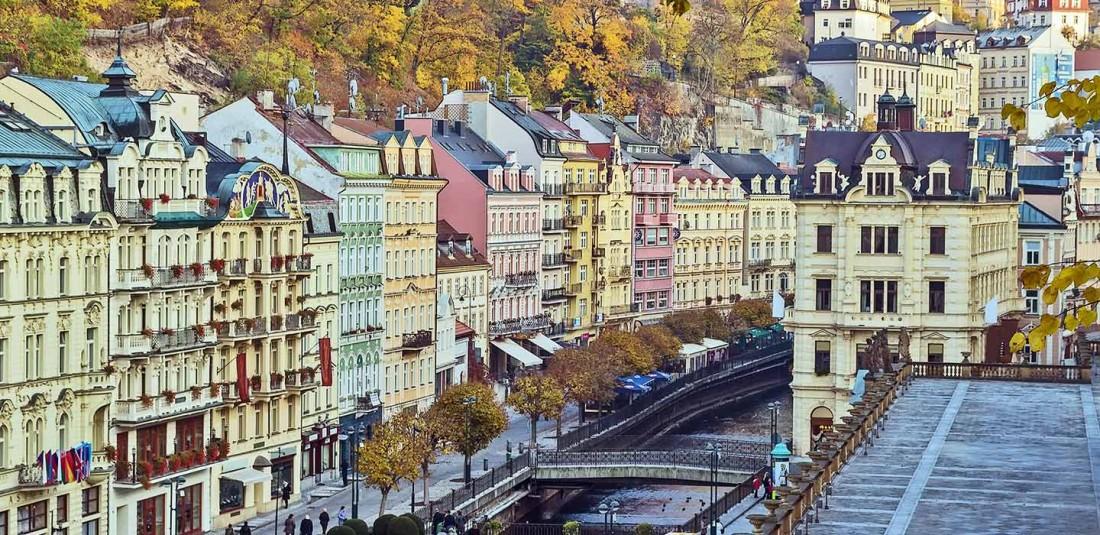 Прага и Карлови Вари