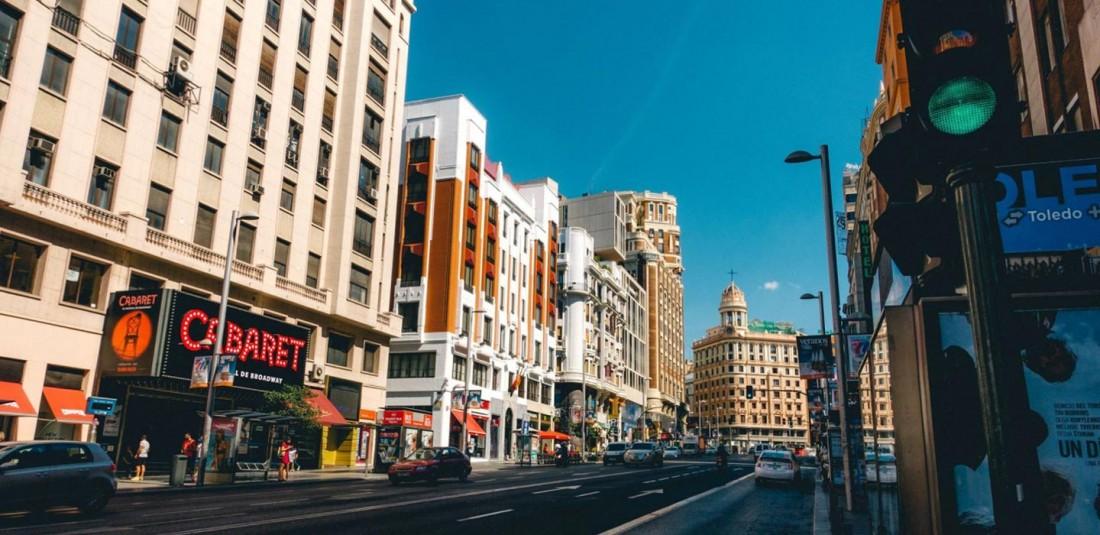 Мадрид - Барселона 3