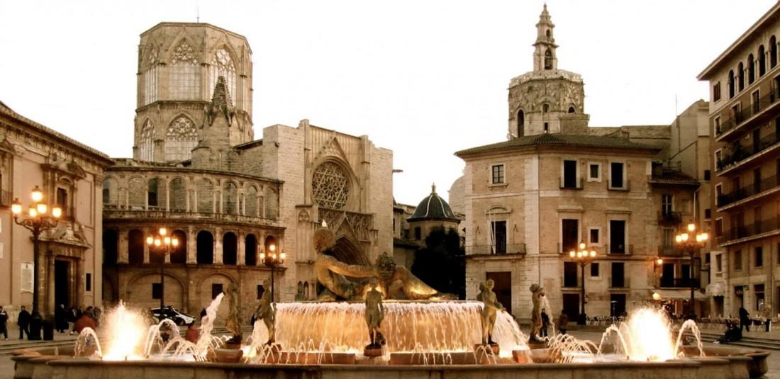 Мадрид - Барселона - Валенсия 4