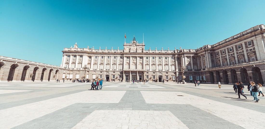 Мадрид през ноември 6