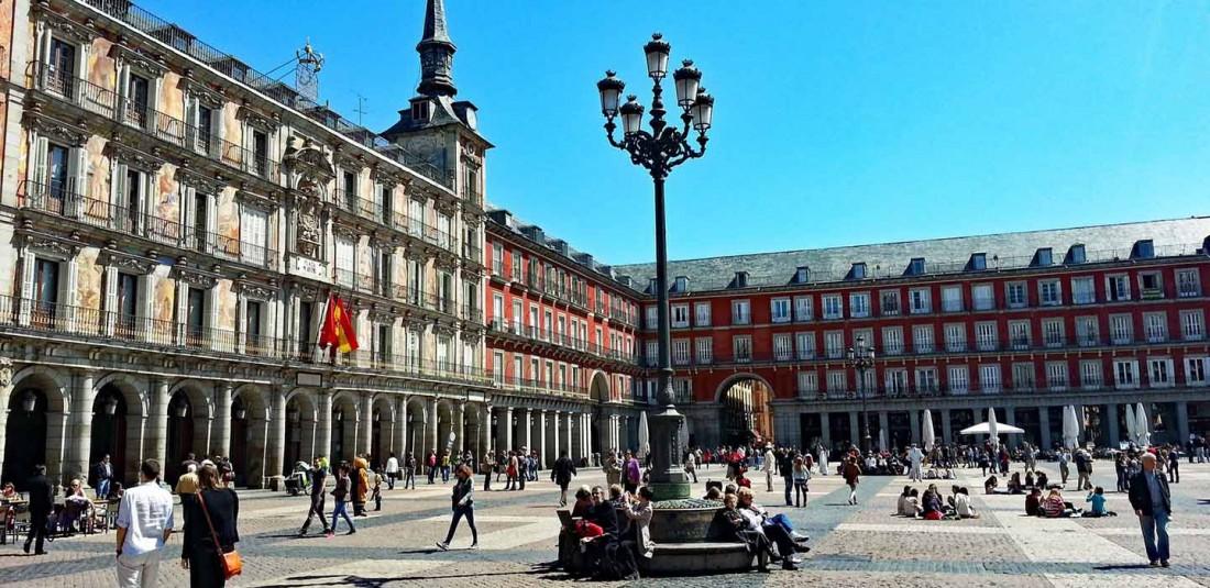Мадрид - специална ноемврийска промоция